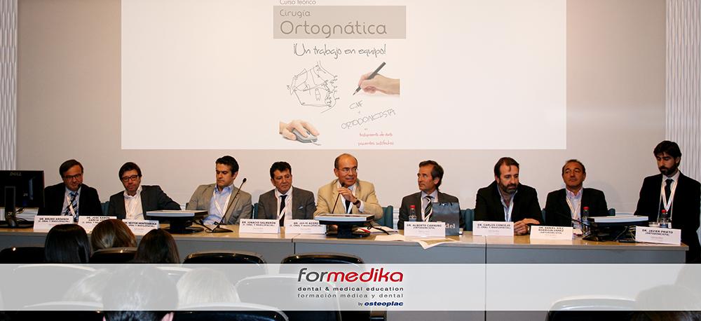 ponentes curso cirugía ortognática